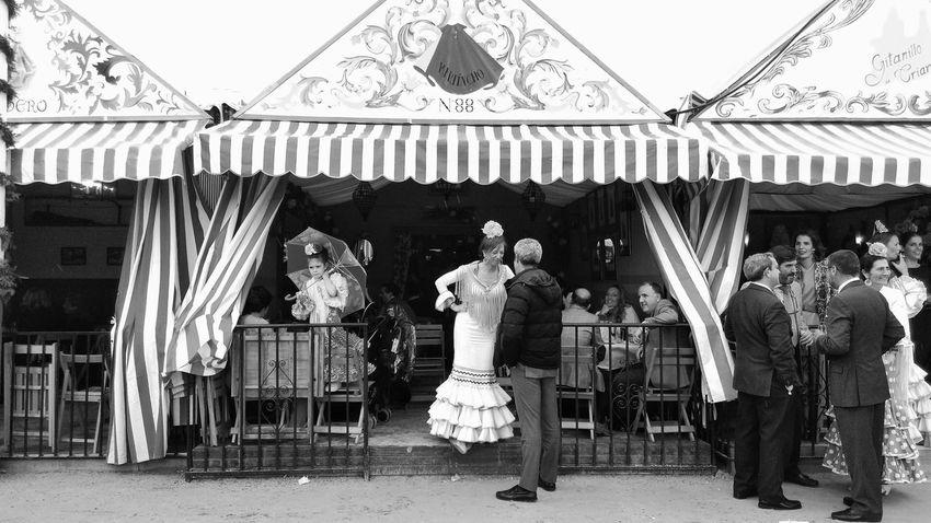 Feria De Abril Fiesta