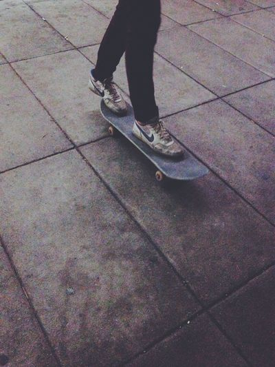 those vintage shoes tho Nike Skater