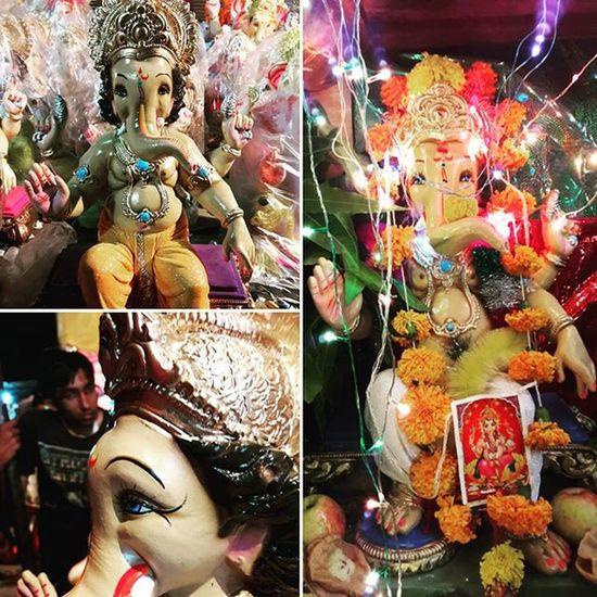 Ganesha Welcome Home Love This Festival India Indian Culture Enjoy Happy Ganesh Chaturthi