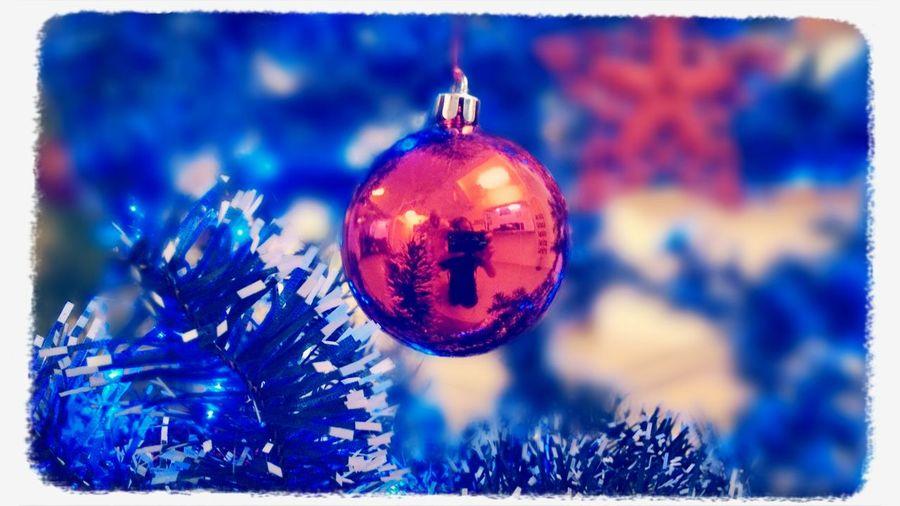 Christmas is coming~ :3 Christmasornament Christmas Christmas Tree Christmas Ornaments First Eyeem Photo