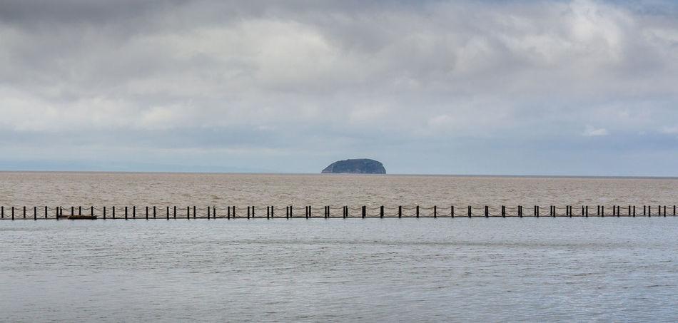 Sky Water Sea Cloud - Sky Scenics - Nature Horizon Tranquility Outdoors