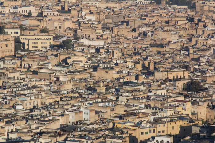 view of the old town of Fez Morocco Architecture Building Building Exterior Morocco Morrocco Old Tourism Travel Destinations Vacations The Architect - 2017 EyeEm Awards The Week On EyeEm