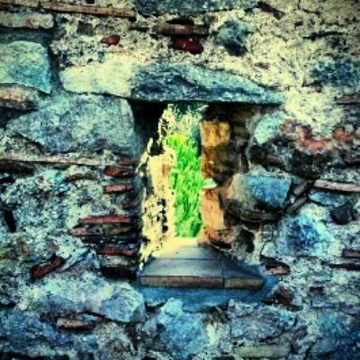 Mirador dins la muralla Incostabrava Instagirona Girona10 @costabravapirineu
