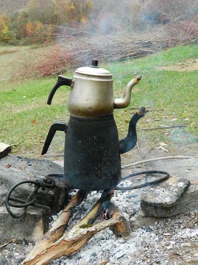 Domestic Kitchen Doğa Obsolete çay Çaydanlık