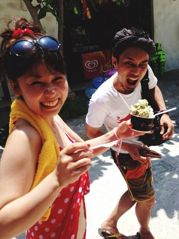 Ice Cream Ice Thailand Raya Gelato Cotonoilor Beach Seaside Seaside_collection Vacation