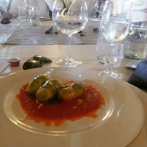 Arancini Gnocchi Pasta Vegan Italy