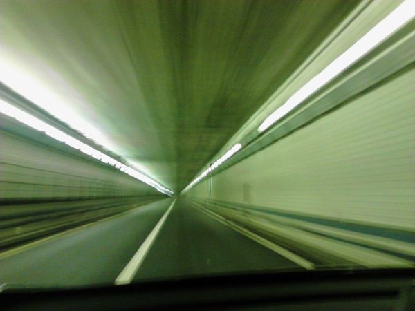 Road Trippin It! Tunel Time Make It Blurry