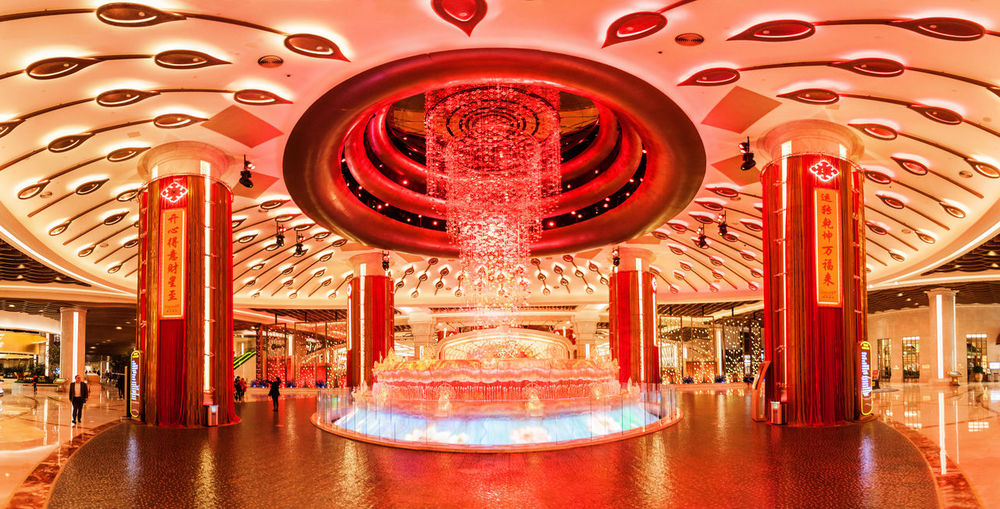 Galaxy Hotel is a sprawling white-and-gold complex of low-rises and high-rise towers, this palatial resort in the Cotai district Architecture ASIA Business Casino China Complex Cotai Galaxy Gambling Gold High Rise Holiday Hotel Macao  Macau No People Tower White