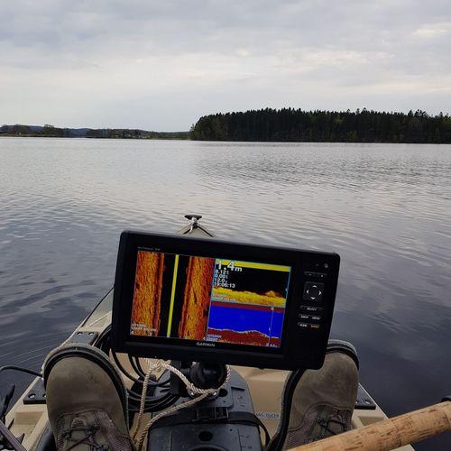 Water Landscape Fishing Kajakfiske Fishingkayak Oceankayak Relaxing Garminmarine
