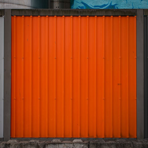 a orange square wall Auckland Travel Architecture Building Exterior Built Structure Business Cargo Container Closed Day Door Entrance Freight Transportation Industry Iron Metal Minimalism New Zealand No People Orange Color Outdoors Pattern Red Safety Security Wall - Building Feature The Architect - 2018 EyeEm Awards