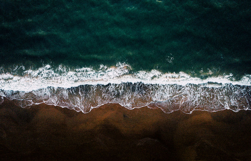 Drone  VSCO Aquatic Sport Beach Beauty In Nature Day Dji Flowing Water Land Long Exposure Motion Nature No People Non-urban Scene Nordsee Outdoors Power In Nature Scenics - Nature Sea Seaside Splashing Sport Water Wave White Color