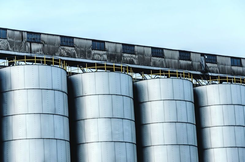 Grain Tank Silos Industry Photography Industrial Landscapes Taking Photos Popular Photos EyeEm Best Shots Urban Color Photography Zrenjanin Fresh On Market 2018