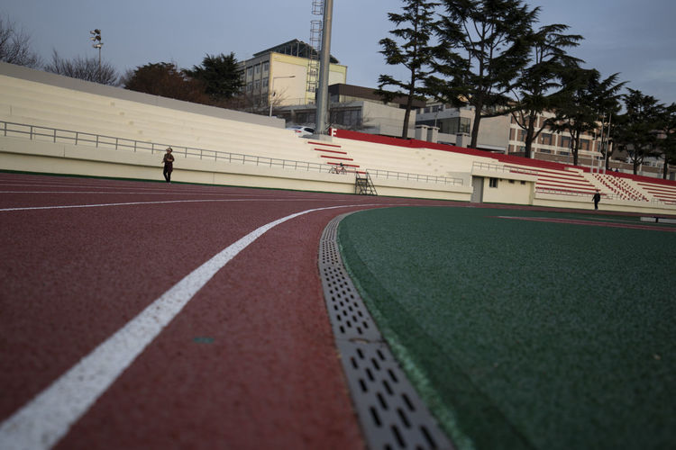 Sport Track And