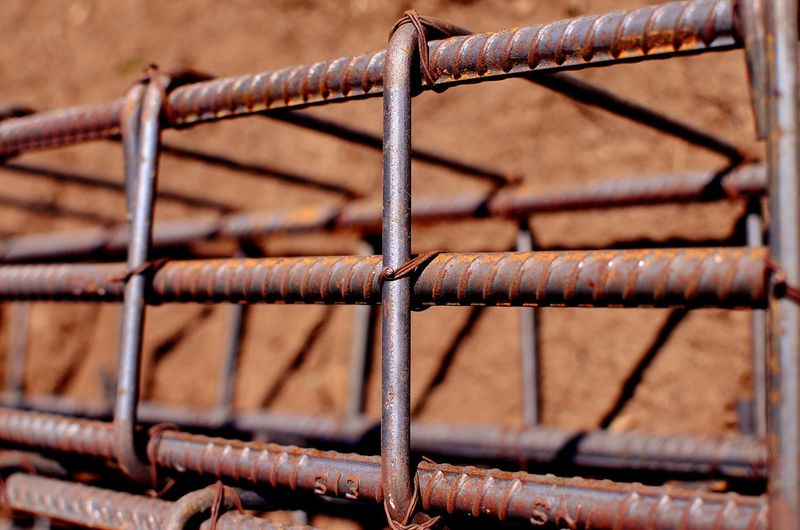 Rusty Iron Iron Metal Industry Industry Industrial Rusty Metal Indonesian Sky Rusty Metal Close-up Barbed Wire Barricade Boundary Cordon Tape Crime Scene Traffic Cone Forbidden Security Road Warning Sign Girder Metal Grate Razor Wire Prison Chainlink Fence Fence Spiked Prison Cell Latch Prison Bars Barrier