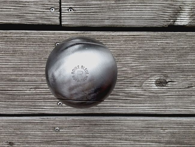 Petanque Boule La Boule Bleue Kugel Carbone 120