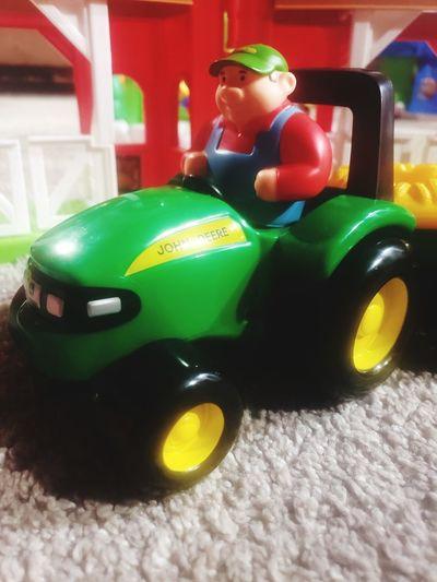 Toy Farmer Toy