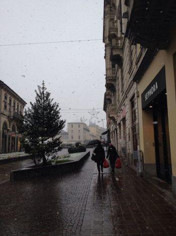 I ❤️ Snow ❄️❄️❄️ Paroleinpentola Dicembreinpentola Dicembre December Monza Lombardia Neve Winter Inverno