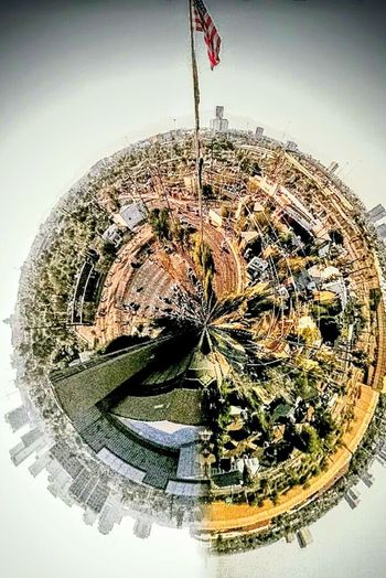 This is off of the 7th floor inside of Maricopa Medical Center here in Phoenix, AZ I took it as friends and I were visiting a friend who was a patient at that time! BallOfConfusion Theworld Smallplanet Jamaculent First Eyeem Photo