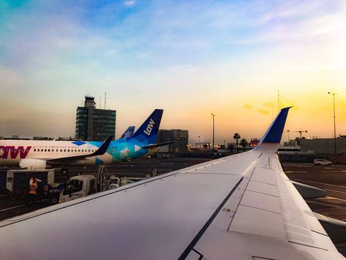 Airplane Sky Travel Cloud - Sky Panamá 🇵🇦 Nature EyeEmNewHere