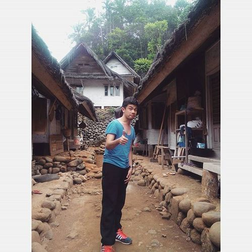 Squareinstapic Travelingindonesia Kampungnaga Garut Tasikmalaya Travel INDONESIA Downtown Village Trip