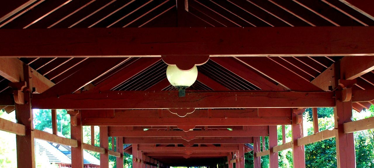 Architecture Exterior Japonesegarden Nantes Red