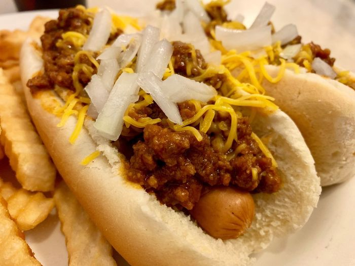 Coney Dogs Hot