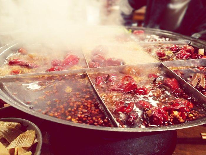 hot hot hot pot