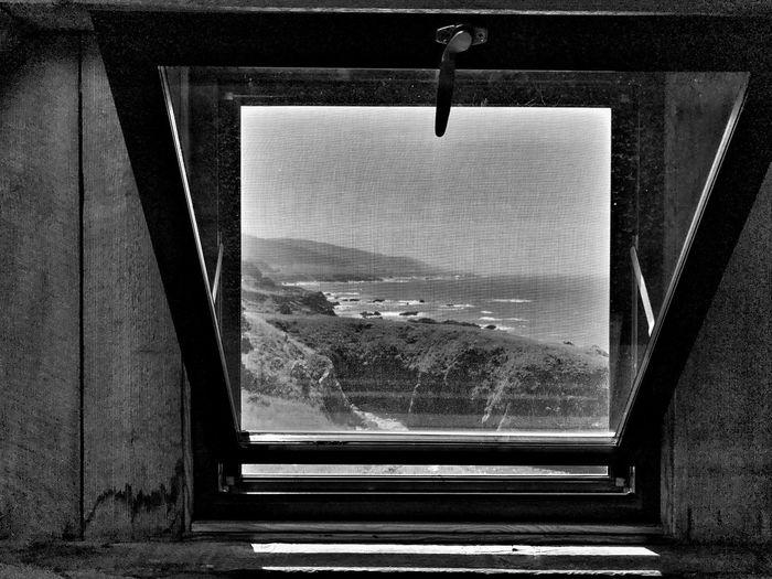 Window Blackandwhite Architecture