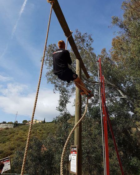 www.tripextreme.es MikesGym MikesGymMarbella Ocr OCRBootcamp Obstaclerun Obstaclecourserace Obstacle Strongman TripXtreme Ropeclimb Workout#gym#fitness Outdoorgym