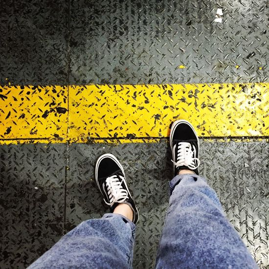 The Journey Is The Destination Adventure Club GETOVERYOURSELF Limited Oneway Keep Going  Yellow Line Make It Yourself Steps Highlights Randomshot On Rainy Day In China Shenzen Dongguan Bussiness