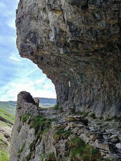 Cliff Rock -