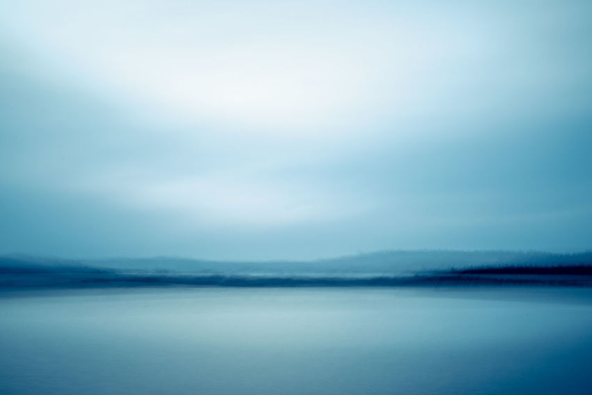 Caress me. Reflection Water No People Tranquility Lake Purity Scenics Nature Cold Temperature Day Outdoors Sky Nature Sweden Serenity Pentax Sea Landscape Icm Tranquility Clear Sky Beauty In Nature Idyllic Tranquil Scene Reflection
