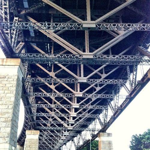 Sydney Bridge Sydneyhabour Architecture
