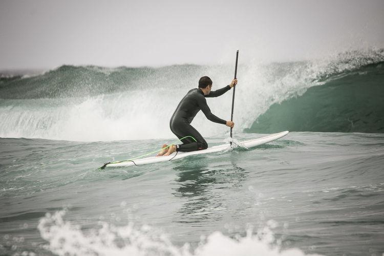 EyeEm Ready   Paddle Surf Surf Surfer Wave Paddle Boarding Paddleboarding Paddlesurf Surfing