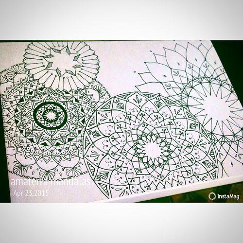 曼荼羅 マンダラ YohkoAmaterraArt Art Mandala Mandalas Drawing My Art Create Cosmo