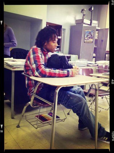 Phil In Class