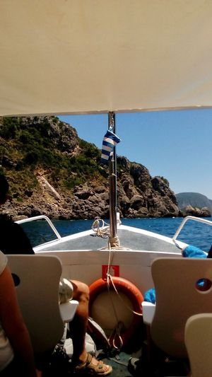 Boat ride Fun Ride Islandlife