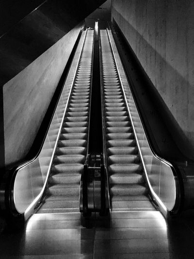 Art Blackandwhite Day Indoors  Longway Memorial Museum New York Newyorknewyork No People POTD Stairs