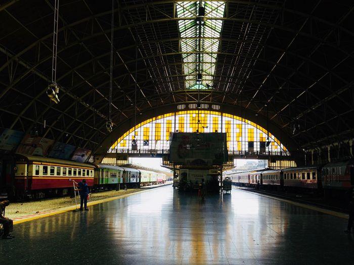 バンコクのファランポーン駅は、ま