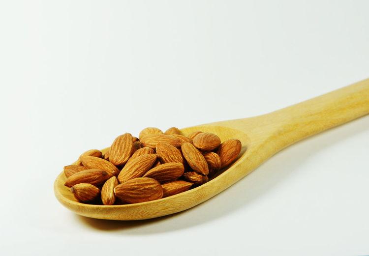 Almonds on