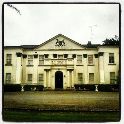 Ziel erreicht! Swift Heath Castle bei Kilkenny Sklfamily Sklirland