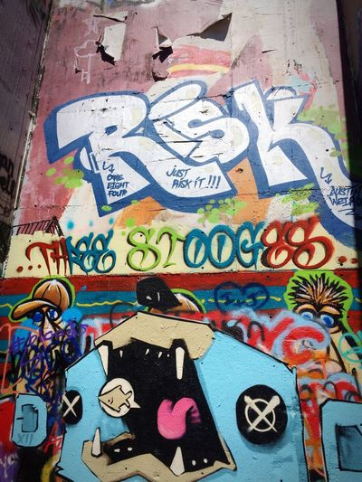 Graffiti Park Graffiti Street Art Spray Paint Stories From The City