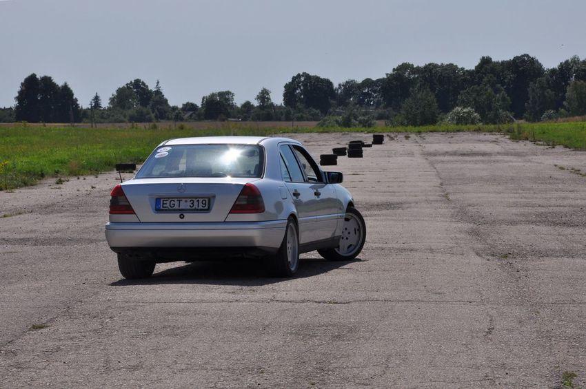 Mercedes-Benz Lithuania Ukmerge CClass W202