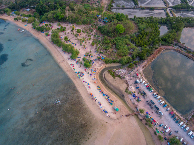 Day EyeemPhilippines High Angle View Nature No People Outdoors Road Transportation Tree Water