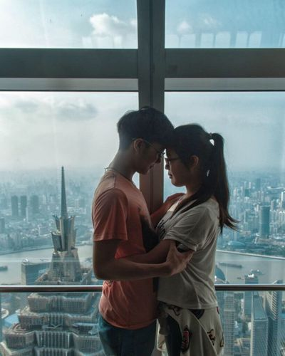 Two Is Better Than One Love Lovestory Cross Shanghai Shanghai, China