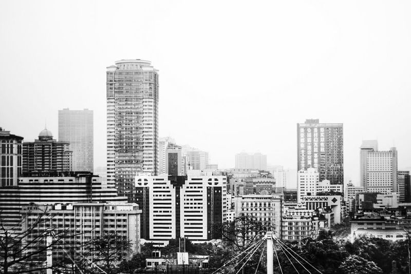 My Country In A Photo Canon China Guangzhou Snapseed Blackandwhite B&w
