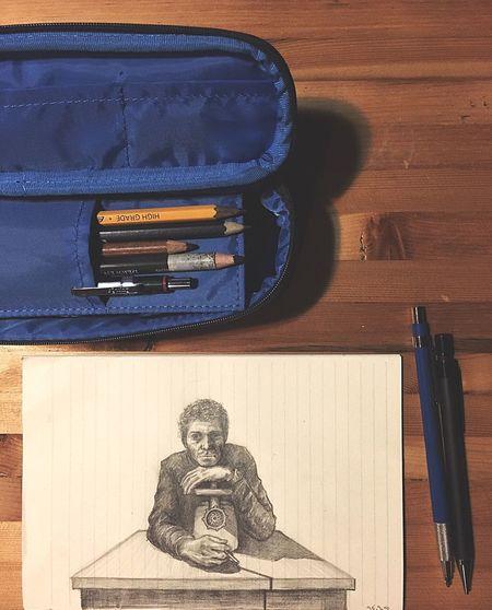 Meatgrinder Dadbeh Sketch ArtWork Konjcafe