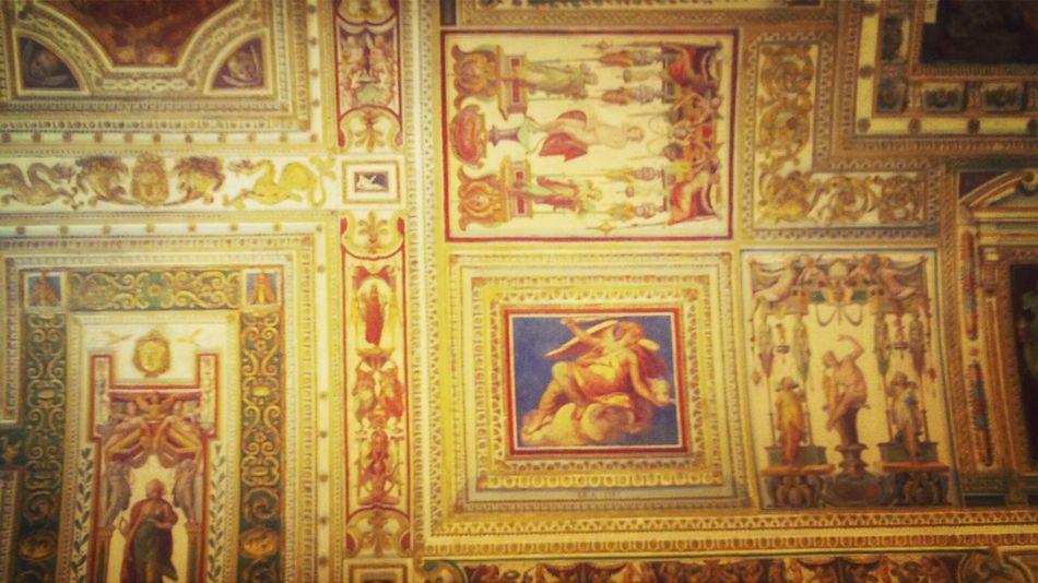 Vatikan Museum Frame It! Art