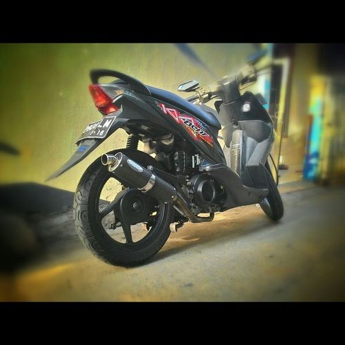 You're clean now, kid! Motorcycle Hondabeat Zenfone5 Zenfonecam instaphoto instadroid instalike androidography