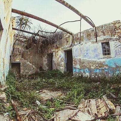 Abandoned House Architecture No People Built Structure Indoors  Day